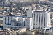 Hopital Grenoble La tronche