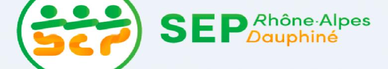 Logo SEP Rhône Alpes Dauphiné