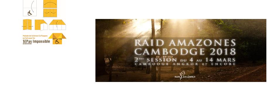 Bannière Raid Amazones