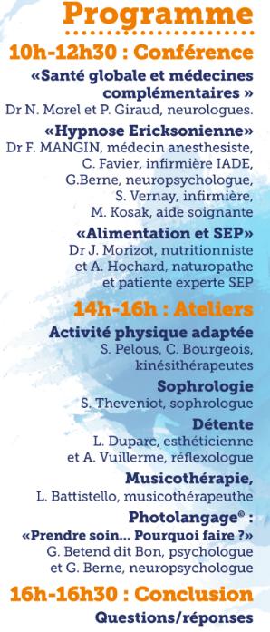 Programme Annecy