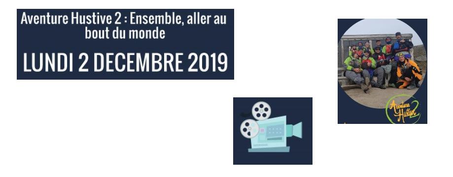 Bannière projection film