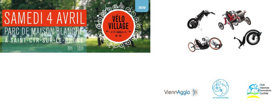 Bannière Vélo Village