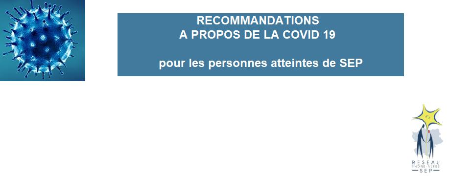 Bannière Recommandations